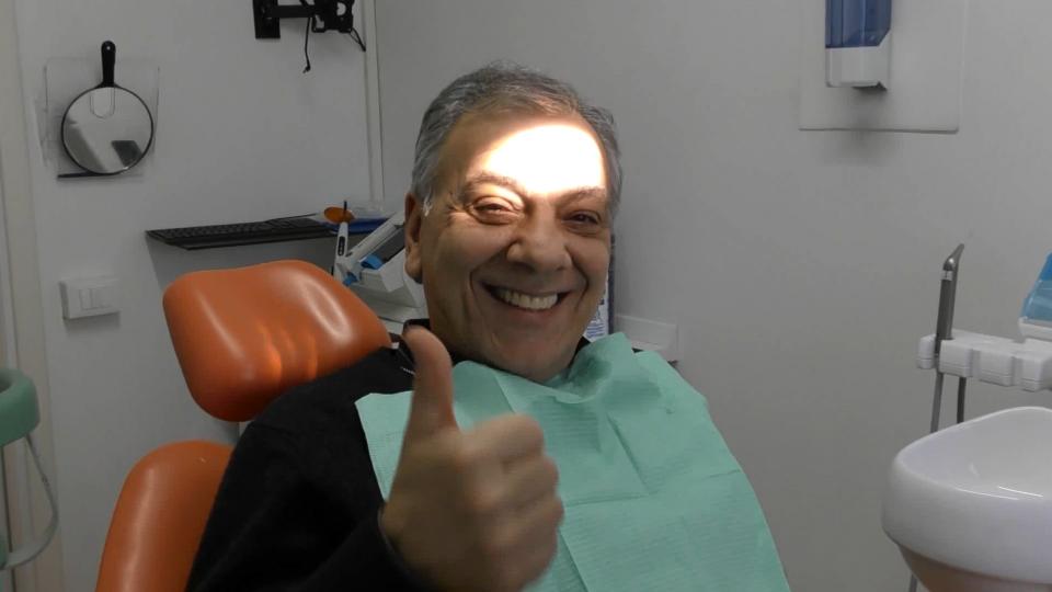 impianti dentali fissi senza osso